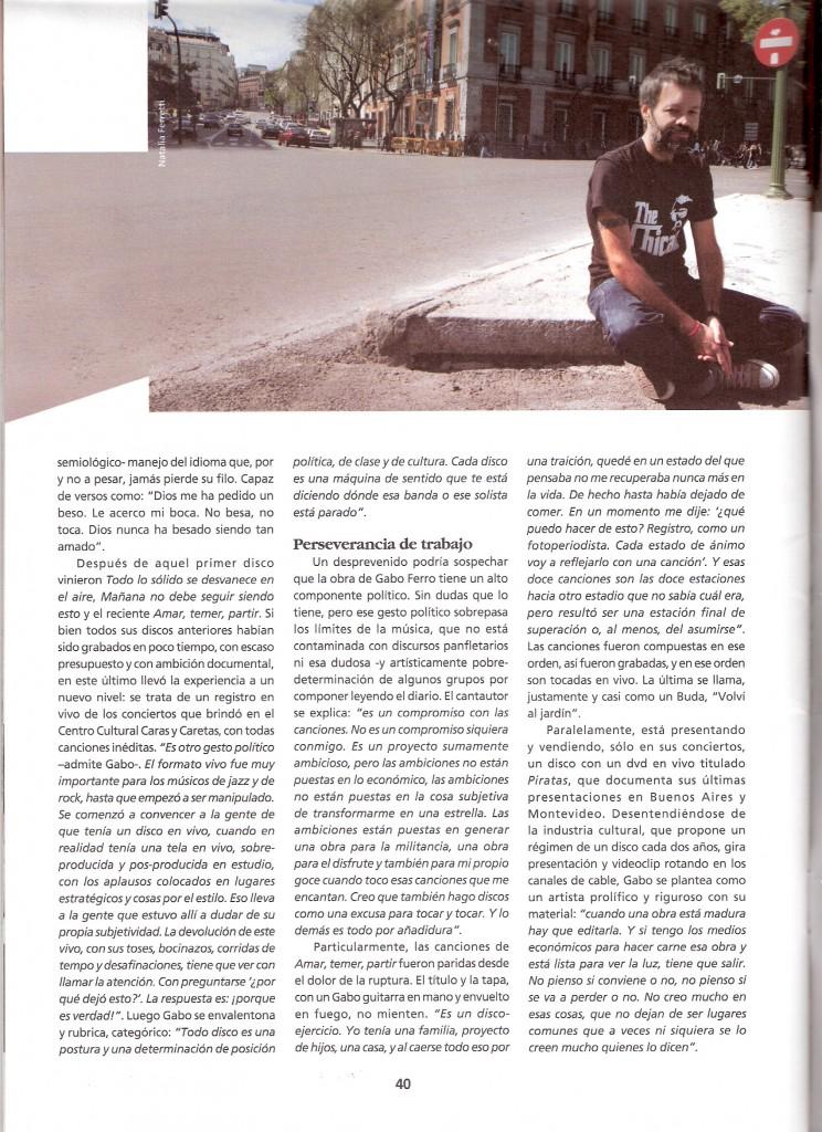 Gabo 2 (La Pulseada)