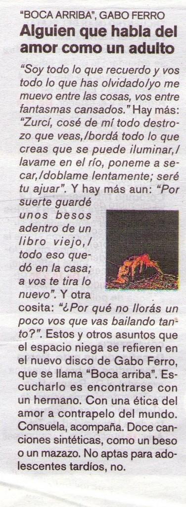Diego Manso Ñ 321