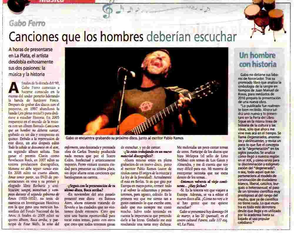 Diario Hoy, La Plata